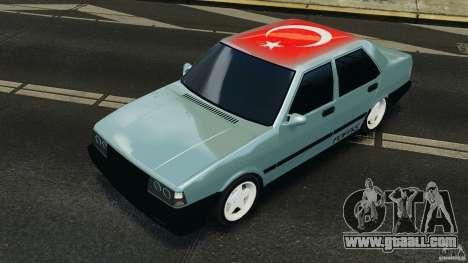 Tofas Dogan SLX EmreAKIN Edition for GTA 4