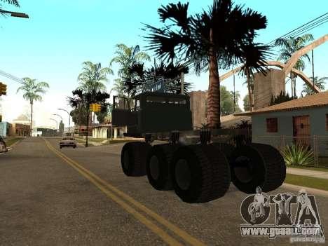 GAZ 66 Saiga for GTA San Andreas right view