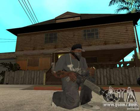 SPAS-12 for GTA San Andreas second screenshot