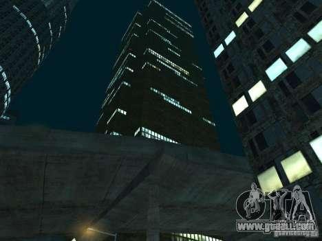 New textures skyscrapers LS for GTA San Andreas eleventh screenshot