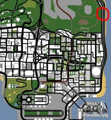 Police post 2 for GTA San Andreas fifth screenshot