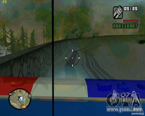 U.S.M.C. Desant for GTA San Andreas fifth screenshot