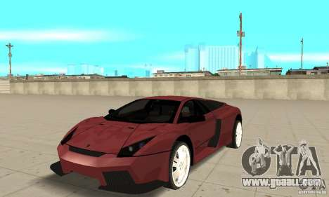 Lamborghini Murcielago Tuned for GTA San Andreas