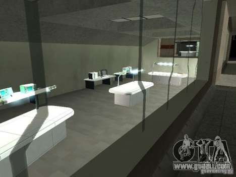 Open area 69 for GTA San Andreas sixth screenshot