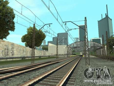 Contact network for GTA San Andreas second screenshot