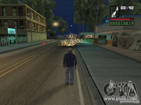 New Realistic Effects for GTA San Andreas forth screenshot