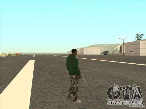Teleport to a marker for GTA San Andreas
