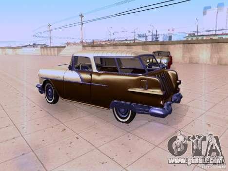 Pontiac Safari 1956 for GTA San Andreas right view