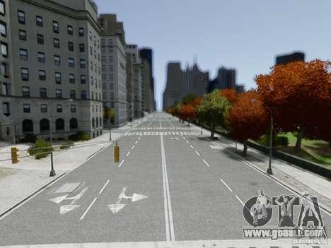 HD Roads 2013 for GTA 4