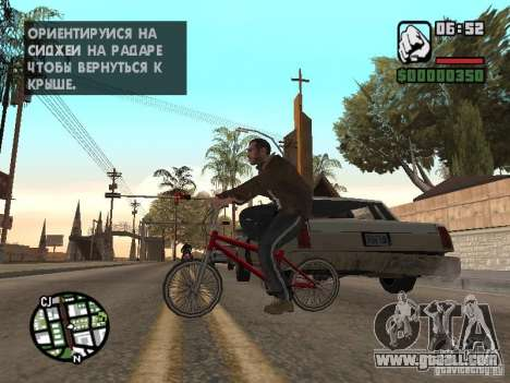 Niko Bellic for GTA San Andreas seventh screenshot
