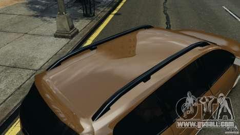 Volkswagen Passat Variant B7 for GTA 4 side view