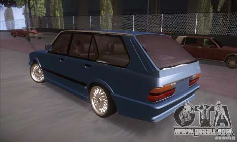 BMW E28 Touring for GTA San Andreas right view