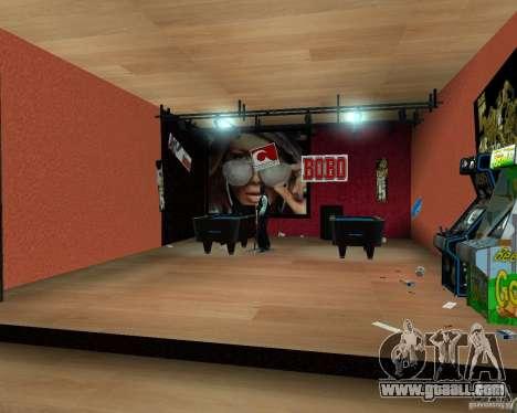 A new bar in Gantone for GTA San Andreas second screenshot