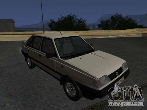 FSO Polonez Atu 1.4 GLI 16v for GTA San Andreas upper view