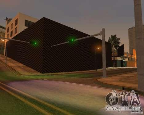 New HKS Style Tuning Garage for GTA San Andreas forth screenshot