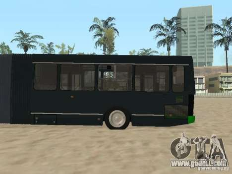 Trailer for Liaz 6212 for GTA San Andreas back view