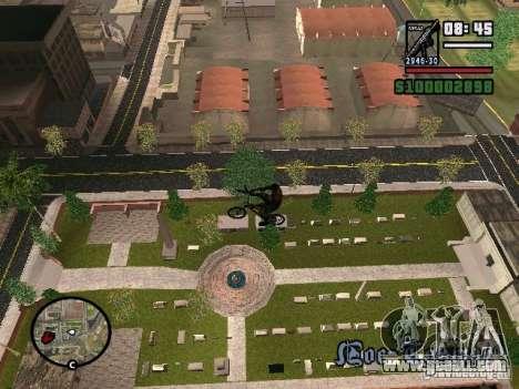 Flying bikes for GTA San Andreas second screenshot
