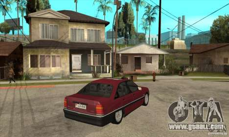 Opel Omega A for GTA San Andreas right view