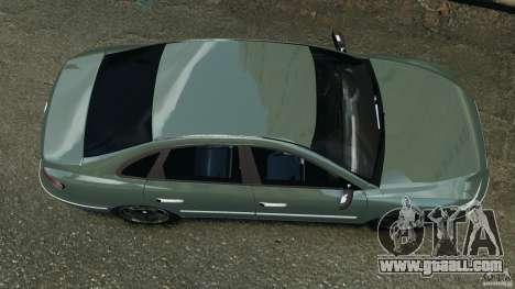 Hyundai Azera for GTA 4 right view