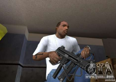 Weapon Pack by viter for GTA San Andreas forth screenshot