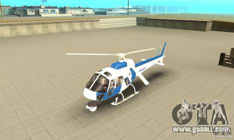 AS-350 Police for GTA San Andreas