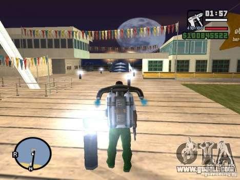 Night moto track V.2 for GTA San Andreas sixth screenshot