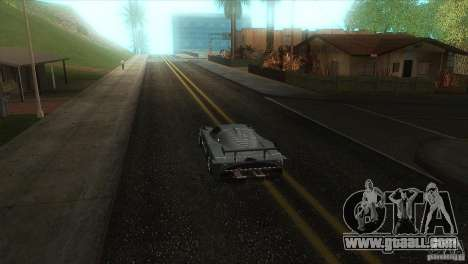Quality road in the LS for GTA San Andreas sixth screenshot