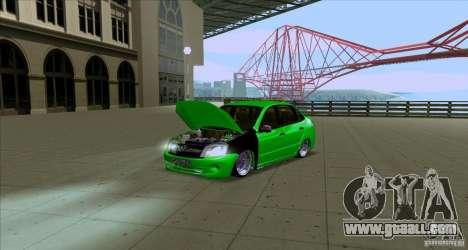 Lada Granta JDM for GTA San Andreas