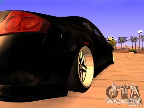 Infiniti G35 V.I.P for GTA San Andreas right view