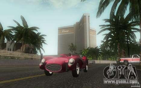 Ferrari 250 Testa Rossa for GTA San Andreas side view