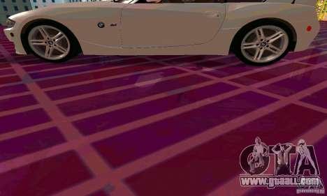 BMW Z4 E85 M for GTA San Andreas