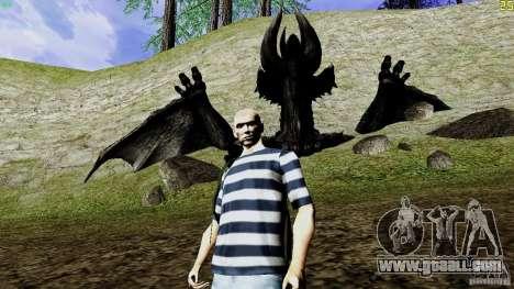 Hidden Dragon for GTA San Andreas second screenshot