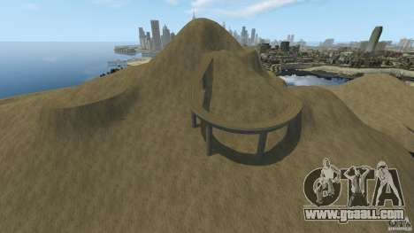 Desert Rally+Boat for GTA 4 forth screenshot