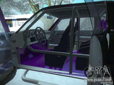Dodge Ram Prerunner for GTA San Andreas side view