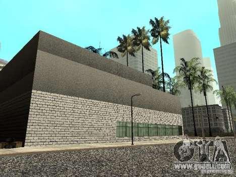 All Saints hospital for GTA San Andreas fifth screenshot
