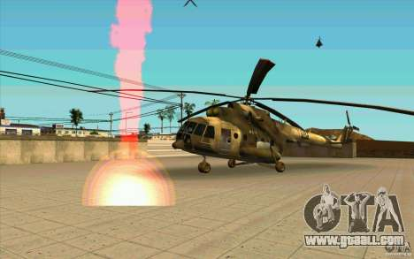 U.S.A.F. Cargo for GTA San Andreas