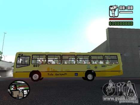 Ciferal Citmax for GTA San Andreas left view
