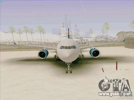 Airbus A330-200 for GTA San Andreas right view