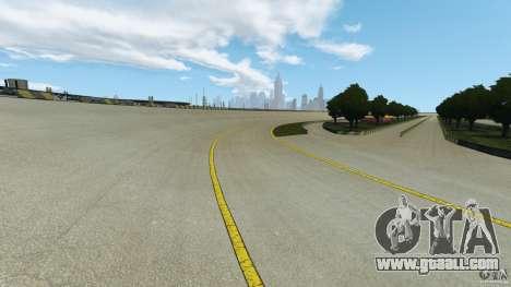 Dakota Raceway [HD] Retexture for GTA 4 fifth screenshot