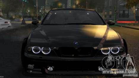 BMW M5 E39 AC Schnitzer Type II v1.0 for GTA 4 engine