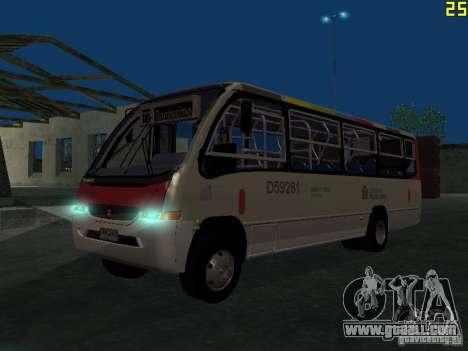 Marcopolo G6 for GTA San Andreas