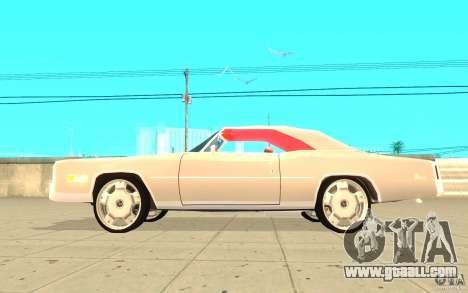 Rim Repack v1 for GTA San Andreas twelth screenshot