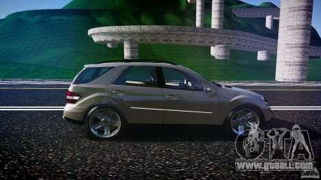 Mercedes-Benz ML 500 v1.0 for GTA 4