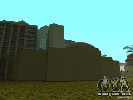 New textures for casino Caligula for GTA San Andreas