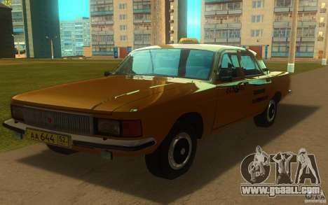GAZ Volga 3102 Taxi for GTA San Andreas
