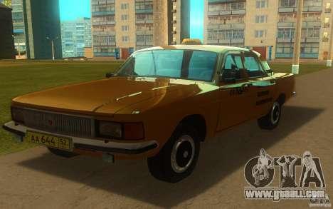GAZ Volga 3102 Taxi for GTA San Andreas