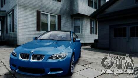 BMW M3 E92 ZCP 2012 for GTA 4