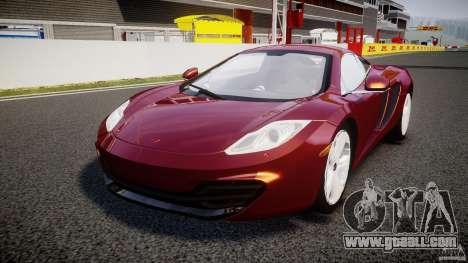 McLaren MP4-12C [EPM] for GTA 4