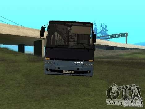 Ikarus C60 for GTA San Andreas
