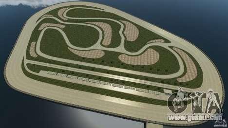 Dakota Raceway [HD] Retexture for GTA 4 second screenshot